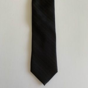 Calvin Klein Men's Black Tie
